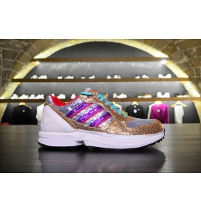ZX 6000 Woman Crystal Gold FY6863