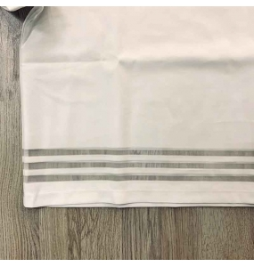 Women T-shirt Adicolor 3 Stripes Transparent GN3189
