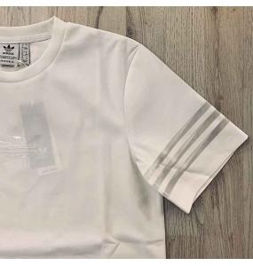 Women T-shirt Adicolor 3 Stripes Transparent GN3206
