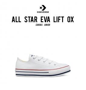 All Star Eva Lift OX Low Junior 668028C